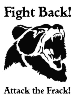 fight back - attack the frack!